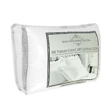 2 NEW Jumbo Hotel Luxury Reserve Collection Bed Pillow Pillows Egyptian Cotton