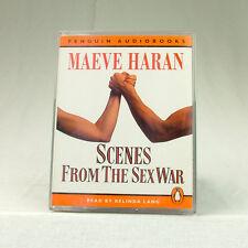 Escenas From The Sexo Guerra por Maeve Harán audiolibro libros encendido cinta