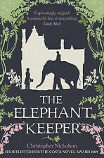 The Elephant Keeper, Nicholson, Christopher, New Condition