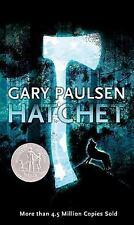 Hatchet by Gary Paulsen, Paperback, 2006, New, Free Shipping