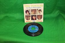 THE TURTLES  You Know What I Mean/ Rugs of Woods & Flowers  45 RPM