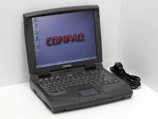COMPAQ ARMADA 1550T, PENTIUM 133MHz, 48MB, 1.35GB, SOUND, CD - VINTAGE, WORKING
