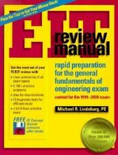 Eit Review Manual: Rapid Preparation for the General Fundamentals of Engineering