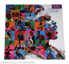 "SEALED & MINT - JIMI HENDRIX - BLUES - 2X 12"" VINYL LP - GATEFOLD COVER 180 GRAM"