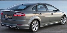 Ford Mondeo MK IV - CHROME Window Trim Side Door Sill Covers Tuning Frame