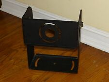 """1 JBL 2509 2"""" horn / driver mounting bracket with aiming adjustments"""