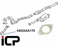 Genuine Exhaust Up Pipe Lower Gasket 44022AA170 Fits: Subaru Impreza Forester