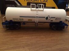 K-Line by Lionel Eaglebrook 43' Modern Scale Aluminum Tank Car New in Box!