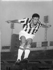 vecchia fotografia originale ANNI '60 JUVENTUS - giocatore CASTANO