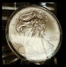 2012 USA American Eagle 1 oz SILVER COIN BULLION UNC 999 $1