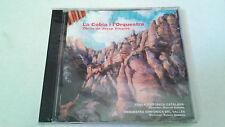 """JOSEP VINAROS """"LA COBLA I L'ORQUESTRA"""" CD 19 TRAC ORQUESTRA SINFONICA DEL VALLES"""