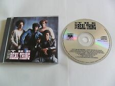 The Real Thing - The Best (CD 1991) UK Pressing