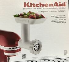 KitchenAid Food Grinder Attachment for Kitchen Aid Stand Mixer Dishwasher Safe