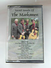 Sacred Sounds Of The Marksmen - Album Cassette Tape Used very good