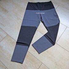 >> Boris Industries >> eleganti LEGGINGS Patchwork STRETCH NERO-GRIGIO 46 (4)