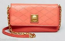 NWT MARC BY MARC JACOBS Crossbody - On the Dot Carmena Purse Handbag Rose Bush