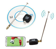 ezTV DVB-T ISDB-T USB TV Tuner Mobile TV Receiver Stick For Android Phone Tablet