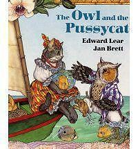 The Owl and the Pussycat By Lear, Edward | New (Children's Board Books) BOOK