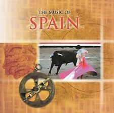 CD WORLD OF MUSIC SPAIN LA FIESTA DE SAN FERMIN CARNAVAL DE CORDOBA SIESTA ETC