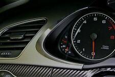 Audi A4 A5 S4 RS4 S-line 8K B8 8T 8F alu trim interni alluminio frame tacho