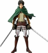 "Attack on Titan Master Stars Eren Yeager 10"" Figure Banpresto (100% authentic)"