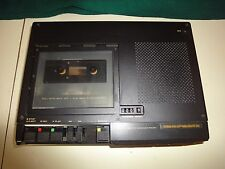 Marantz PMD201 Portable Dual Power Cassette Tape Recorder, NEW MINT NIB 4 Cables