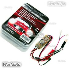 GT POWER MINI-Z 4 LED RC 128 car light system for AWD MR03 IW02 IW04M - GT021