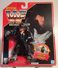 WWF HASBRO MOC UNDERTAKER RED CARD SERIES 8 RARE WRESTLING FIGURE WWE WCW