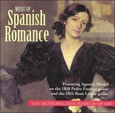 Music of Spanish Romance, New Music