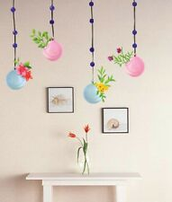 Flower Bulbs Wall Decor Art Mural SS611 Nursery Kids Room PVC Wall Sticker Decal