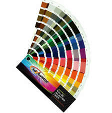 "RAL Standard European colour matching system 192 Colors 2.25"" x .75""  - Fan Deck"