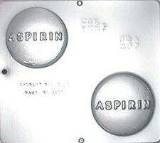 Aspirin Chocolate Candy Mold  1227 NEW