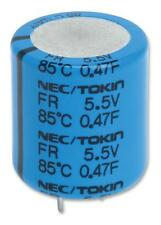 Capacitors - Supercapacitors CAP SUPER 22000UF 5.5V RAD