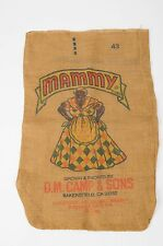 Mammy Camp and Sons Potatoe Sack Black Americano 50lbs