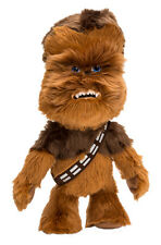 PELUCHE STAR WARS VII FORCE AWAKENS CHEWBECCA CHEWBACCA 45 CM DOLL PLUSH FIGURE