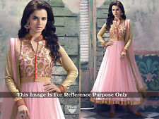 NUOVO Stile Bollywood khameez indiano/pakistano Party Wear Salwar Kameez Suit