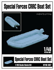 D-Toys DT48-007 1/48 Special Forces CRRC Boat Set (1pc)