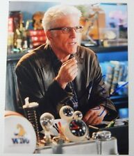 TED DANSON Hand Signed Autographed 8x10 Photo Proof CHEERS Fargo CSI:NY