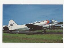 Aeronica Curtiss C-46F-1CU Commando at Managua Airline Postcard, A626