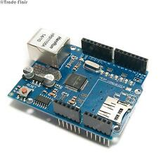 Ethernet Network Shield for Arduino UNO Mega W5100 NEW With SD Card Slot
