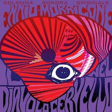Il Diavolo Nel Cervello - Coloured Vinyl - Limited Edition - Ennio Morricone