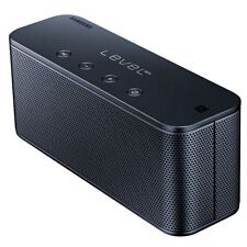 Genuine Samsung livello Box Mini Slim Bluetooth Wireless Altoparlante Audio NFC Nero