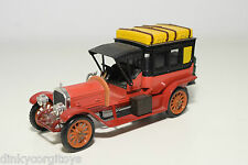 RIO MERCEDES BENZ 1908 RED NEAR MINT CONDITION