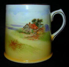 Royal Doulton Hand Painted Porcelain Cup