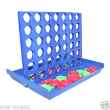 New Original Connect Four 4 In A Row Match 4 Family Kids Fun Checkers Bingo Game
