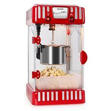 MACHINE A POPCORN KLARSTEIN VOLCANO POP CORN MAKER AUTOMATIQUE ACIER 300W 74ML