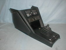 Bertone X1/9  CENTER CONSOLE with Switches  1983-1988 fiat   #9585