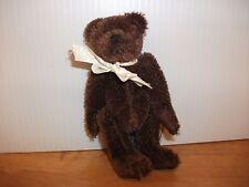 BOYDS MOHAIR BEAR 1999 YEAGER BEARINGTON Teddy Plush Poseable #590085-05 BOYD'S