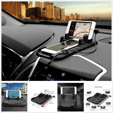 Car Cell Phone Charger Holder Pad Dash Mat Support Magnetic Stander For iPhone