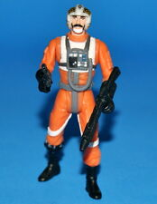 STAR WARS POTF-2 BIGGS DARKLIGHT X-WING PILOT LOOSE COMPLETE